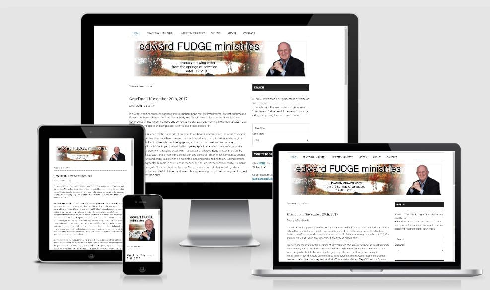 Theologian Website