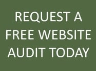 words in an image : request a free website audit today