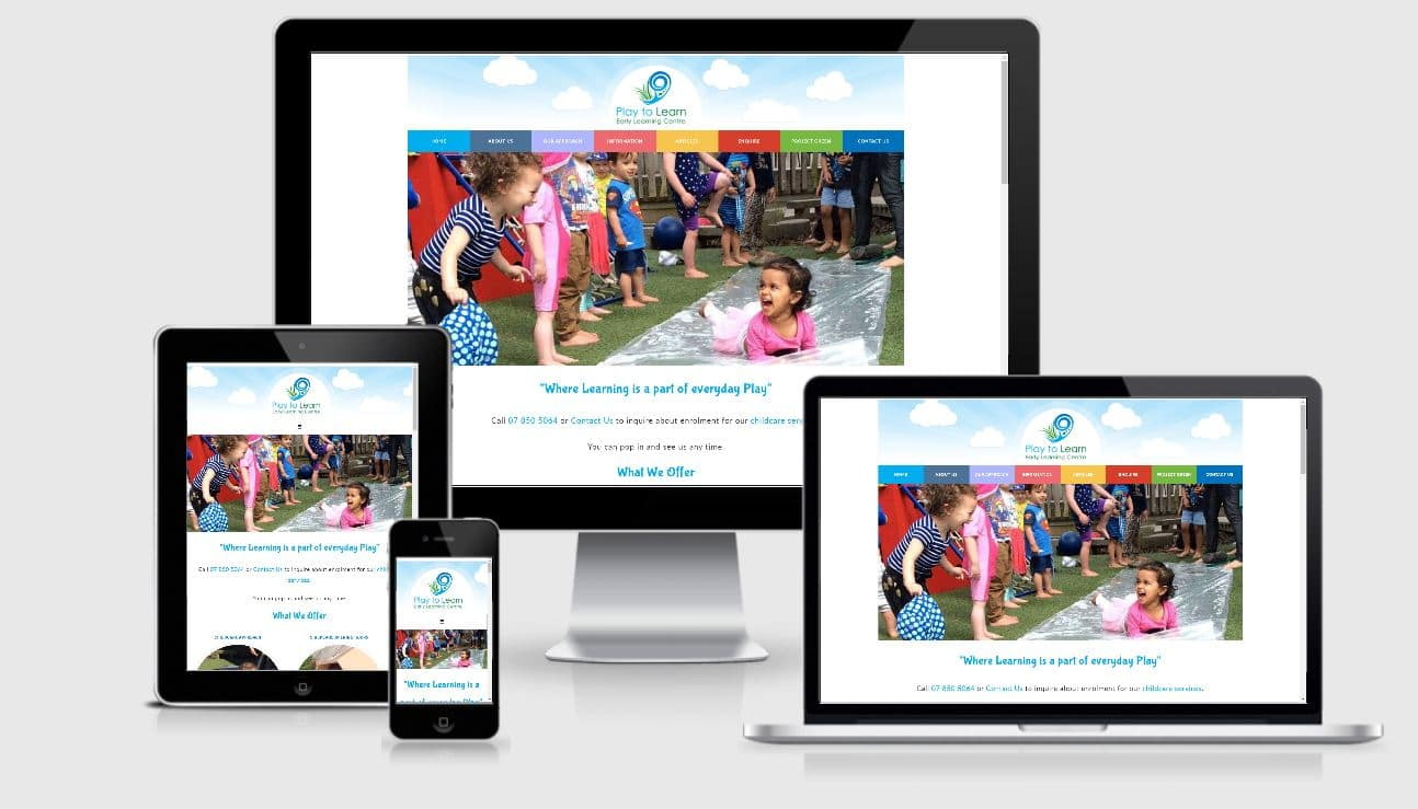 play to learn preschool responsive