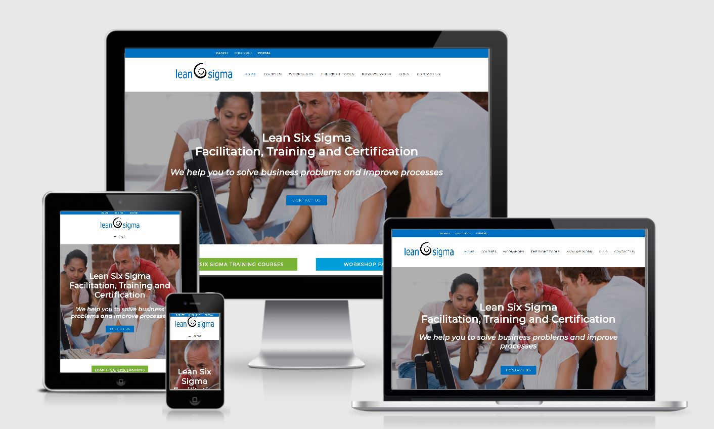 lean6sigma responsive design