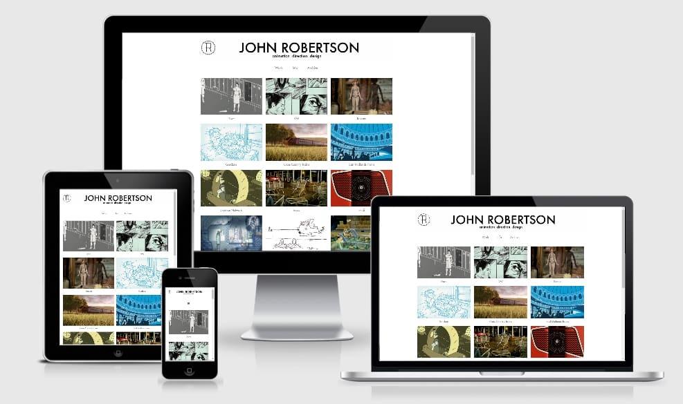 animation-director-website
