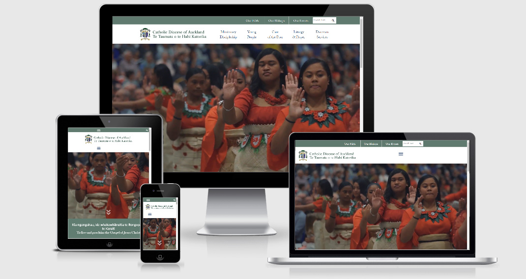 Auckland Catholic Website